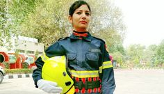 Pride Moment for All Kolkatan, Kolkata Daughter becomes the first women firefighter of India. Female Firefighter, West Bengal, Kolkata, Motorcycle Jacket, Pride, Daughter, India, In This Moment, Women