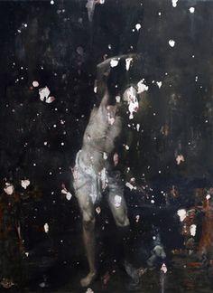 Nicola Samorì, 'Titian's Shower,' 2013