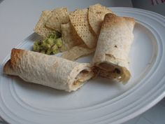 Chicken Toquitos ~ Heat Oven to 350