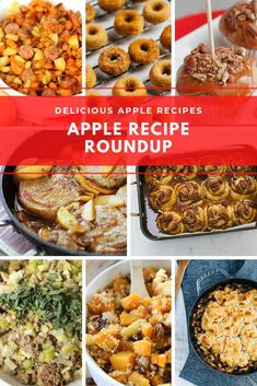 Awesome apple recipes Best Dessert Recipes, Sweet Desserts, Appetizer Recipes, Breakfast Recipes, Drink Recipes, Stuffing Recipes, Oatmeal Recipes, Apple Recipes