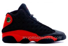 62925a01724 414571-010 Air Jordan 13 (XIII) Bred Black Red A13008(Women Men Gs Girls)  H3Eb8. Jordan 13 ShoesAir ...