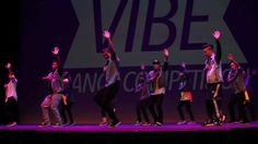Frenemies   Vibe (Front Row) XIX Dance Competition 2014