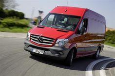 2014 Mercedes-Benz Sprinter Caravana Concepto Imagen