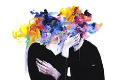 intimacy on display by agnes-cecile-- I'm seriously in love with this artist. She is incredible.