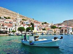 Picture Perfect Halki, Greece