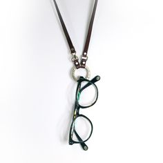 Leather Glasses Cord