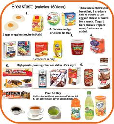 Breakfast is the meal that is much different on the 800 calorie HCG diet as compared to the original Simeons' protocol. Here are some simple recipes...