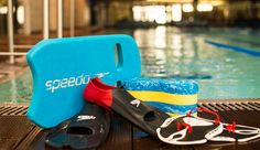Whether you are a beginner swimmer or triathlete you need to gear up with these essential swimming equipments Triathlon Swimming, Swimming Equipment, Paddles, Ear Plugs, Skateboard, Workout, Fitness, Sports, Skateboarding