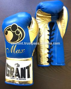 Wholesale Cow Leather Grant Boxing Gloves | Equipment Supplier #cosh #leather #high #quality #grant #boxing #gloves #mexico #mexican #supplier #maker #glove #important #everlast