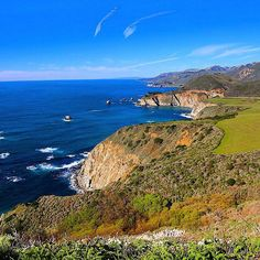 If you're going to be in the car for hours you might as well enjoy a fantastic view.  Pacific Coast Highway #roadtrip #california #californiaadventure #californication #live #happy #instatravel #pictureoftheday #photooftheday #instadaily #instacool #pacificcoasthighway #discover #explore #wow by ehrenhotchkiss