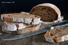 Mi piace e non mi piace: Pane con Farina di Grano Arso a Lievitazione Natur...