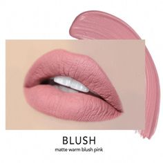 This weightless, long-wear liquid lipstick offers full coverage color with a soft-touch finish that glides on smoothly and lasts all day. / 6 mL Lipstick Art, Lipstick Colors, Liquid Lipstick, Lipstick Palette, Lip Art, Lip Gloss Colors, Lip Colors, Blush, Permanent Lipstick