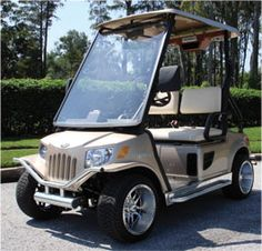 Golf Cart Tires, Golf Push Cart, Custom Golf Carts, Golf Cart Batteries, Public Golf Courses, Car Cleaning Hacks, Golf Channel, New Golf, Lift Kits