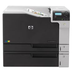 Color Laserjet Enterprise M750n Laser Printer