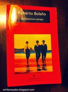 Resenha do livro ¨Los detectives salvages¨, do escritor Roberto Bolaño
