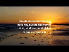 La canción más bonita del mundo (letra). La Oreja de Van Gogh - YouTube