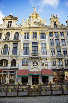 LA CHALOUPE D'OR -  Brasserie Traditionnelle Belge - Bruxelles BRUXELLES CENTRE 1000 - Resto.be
