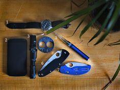 November 2013 EDC Pocket Dump   More Than Just Surviving   Survival Blog   Preppers & Survivalists   Gear & Knives