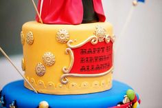 Mickey Mouse Under The Big Top Birthday Party Planning Ideas Supplies