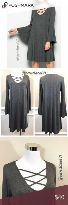 Nicole cowl neck tunic top sz L 16-18uk sage or dark rose 3//4 sleeve