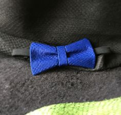 Check out our bow ties selection for the very best in unique or custom, handmade pieces from our shops. Prom Suit, Leather Bow, Tie Styles, Bow Ties, Royal Blue, Exotic, Bows, Fish, Handmade