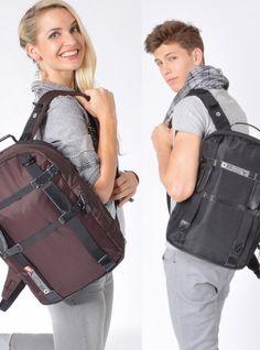urban tool LIEBLINGSBRAND.at backPack_black_8 Black Backpack, Leather Backpack, Sling Backpack, Backpacks, Urban, Bags, Fashion, Shopping, Handbags