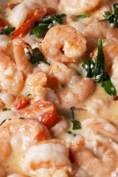 Tuscan Butter Shrimp