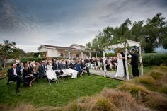 Backyard weddings. <3
