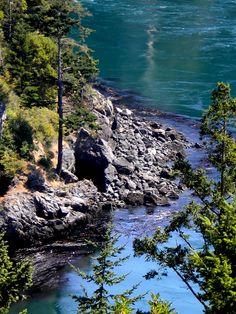 Deception Pass, Whidbey Island Washington