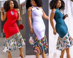 African dresses for women /African print dress/Ankara clothing for women/African dresses/African shop African print dress coined from quality fabric. Available as custom order or in size. Please attach shoulder and upper arm ci Latest African Fashion Dresses, African Dresses For Women, African Print Dresses, African Print Fashion, Africa Fashion, African Attire, African Wear, African Shop, African Women
