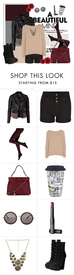 """Cosy"" by kella ❤ liked on Polyvore featuring River Island, New Look, AX Paris, Lanvin, Lenox, The Row, NARS Cosmetics, Wet Seal, Gareth Pugh and Accessorize"