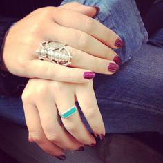 Pretty rings. http://web.stagram.com/p/314380442214997167_3510902