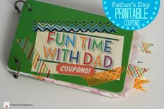 Fathers Day Printable Coupons | Todays Creative Blog