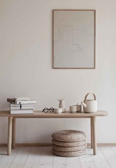 Home Interior Colors .Home Interior Colors Interior Design Minimalist, Scandinavian Interior Design, Minimalist Decor, Home Interior Design, Interior Styling, Interior Decorating, Scandinavian Benches, Scandinavian Style Home, Interior Colors