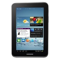 Samsung Galaxy Tab 2 7 inch Tablet – White with WiFi and Android OS. A must have tablet for any geek. - Click pics for best price in the Galaxy :) Samsung Galaxy Tablet, New Samsung, Tablet Phone, Samsung Mobile, Smartphone, Note Tablet, Tablet Computer, Best Android Tablet, Android 4