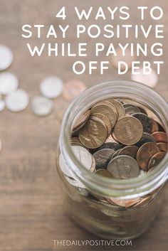 Paying off debt isn't an easy feat. It can take months, if not years, to complete. It is easy to get so focused on paying off debt that you eventually lose your happiness.
