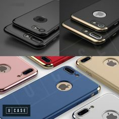 For new #apple iphone #ultra-thin shockproof full #protective hard back case cove,  View more on the LINK: 	http://www.zeppy.io/product/gb/2/152341303571/