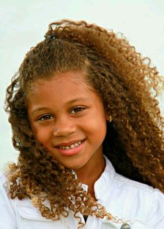 #longhair #naturalhair #kids #curlyhair