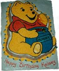 Pooh Cake For Chennai Delivery You Can Find All Types Of Cakes Available At Chennaiflowers Flowers Type Kids To