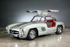 1956 Mercedes-Benz 300 SL - Coupé | Classic Driver Market