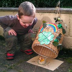 Oran's Lucky Leprechaun Trap