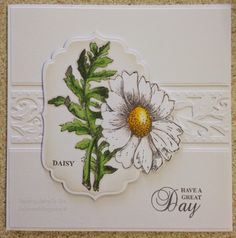 Jackies Craft Creations Justrite Hello Daisy, Sue Wilson Spanish collection Corner, Border and Tag set