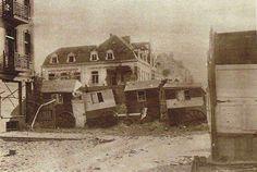 Nieuwpoort 1914... oorlog...