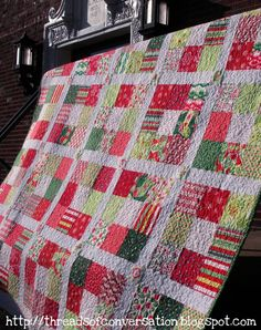"""A Quilting """"Hole in One"""" 