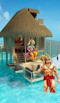 Bhagwan Shiv, Ganesh Bhagwan, Hanuman Ji Wallpapers, Hanuman Wallpaper, Shri Ram Photo, Lord Sri Rama, Moral Stories In Hindi, Cat Videos For Kids, Hanuman Chalisa