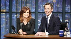 Amy Poehler reunites with Seth Meyers for an awesome 'Really?! With Seth and Amy' on Andy Benoit's criticism of Women's Sports.