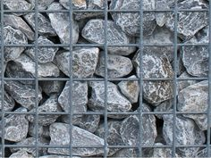 Gabion Wall Expert - Gabion Wall Filling Ideas, what to fill your gabions with
