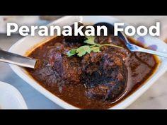 Incredible Peranakan Food in Singapore