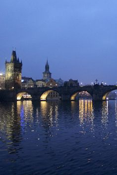 packlight-travelfar:  Night Prague, Czech Republic, By me! (John Andersen) Check out my other photos here! My Photography
