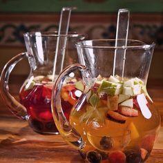 Sangria ou Clericot? Aprenda a fazer bebida à base de vinho com toque especial de frutas.